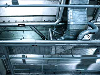 Commercial Air Duct | Air Duct Cleaning League City, TX